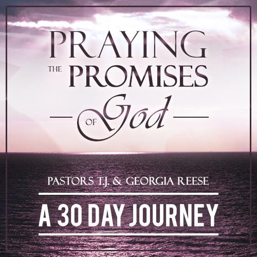 Praying the Promises of God
