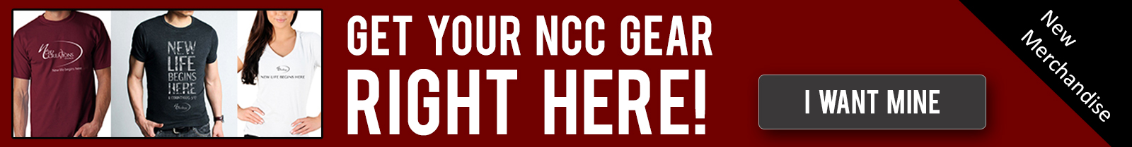 Get your NCC gear
