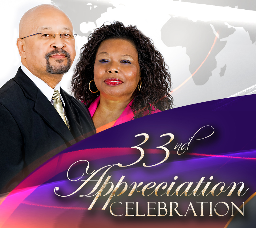 Appreciation 2016 - Apostle T.J. and Georgia Reese