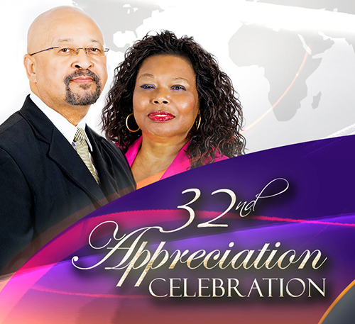 Apostle T. J. and Georgia Reese Apprciation 2015